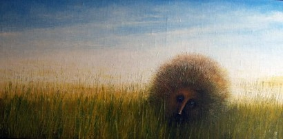 Arvydas Uziela – Hedgehog – uziela-art.co.uk